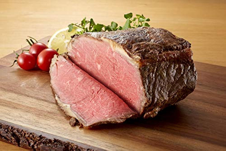 音総特製 ロース肉を焼き上げた本格派 ローストビーフ 650g前後