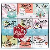 Modern Gourmet Foods, Set de Regalo de Diferentes Variedades de Chocolate Caliente, Pack de 9
