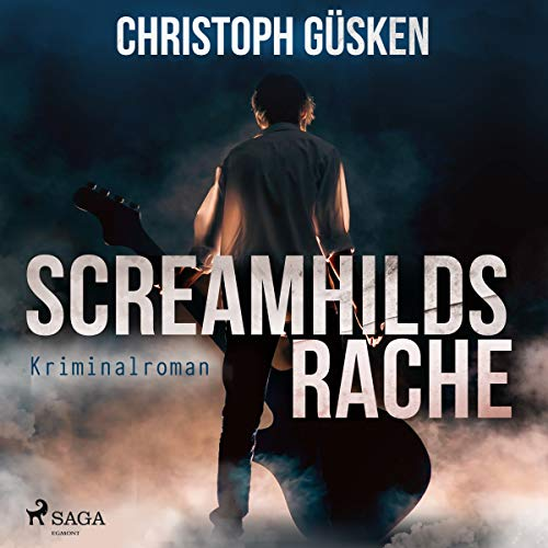 Screamhilds Rache audiobook cover art