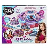 Cra-Z-Art Shimmer & Sparkle Ultimate Friendship Bracelet Maker, Multiple