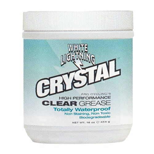 White Lightning Crystal Grease Biodegradable