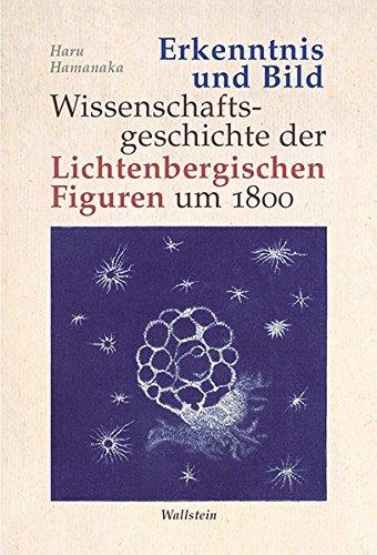 Erkenntnis und Bild: Wissenschaftsgeschichte der Lichtenbergischen Figuren um 1800 (Lichtenberg Studien)