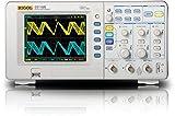Oscilloscope numérique Rigol DS1102E 100 MHz 500 Méch/s 512 kpts 8 bits 2 canaux