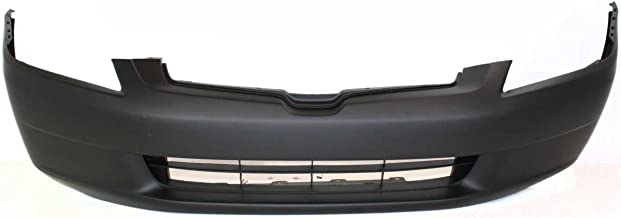 BUMPERS THAT DELIVER - Painted to Match, Front Bumper Cover Fascia for 2003 2004 2005 Honda Accord 03 04 05, HO1000210