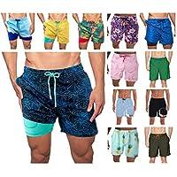 Auralto Board Mens Swimwear Trendy Shorts