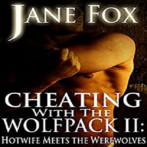 Hotwife Meets the Werewolves audiobook cover art