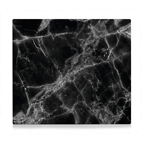 Placa de cubierta vitrocerámica con acabado de mármol de Zeller
