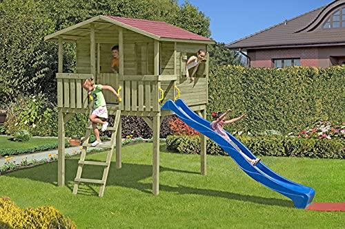 Baumhaus / Stelzenhaus Spielhaus Leon 226x240x304cm