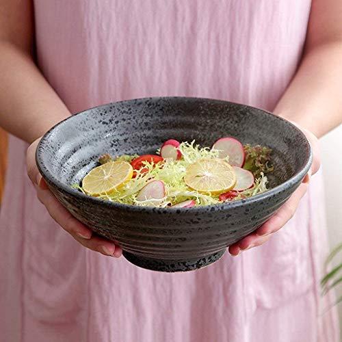 WXCCK Japanse kunst creatieve keramiek slakom persoonlijkheid om te bakken, gebak te maken en op te bergen