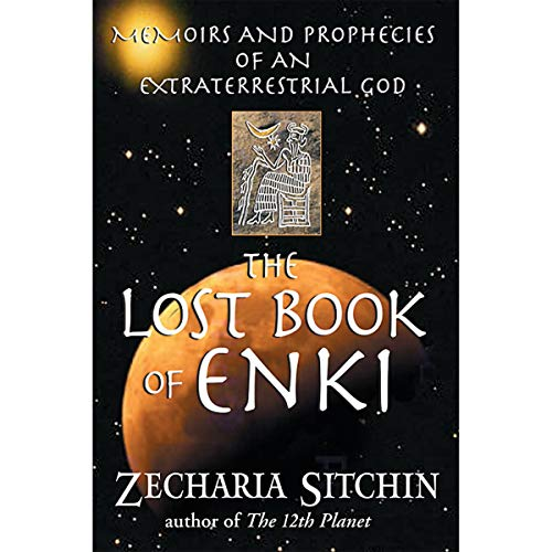 The Lost Book of Enki audiobook cover art