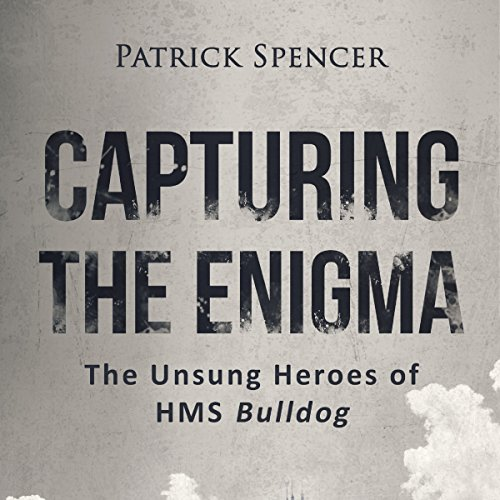 Capturing the Enigma audiobook cover art