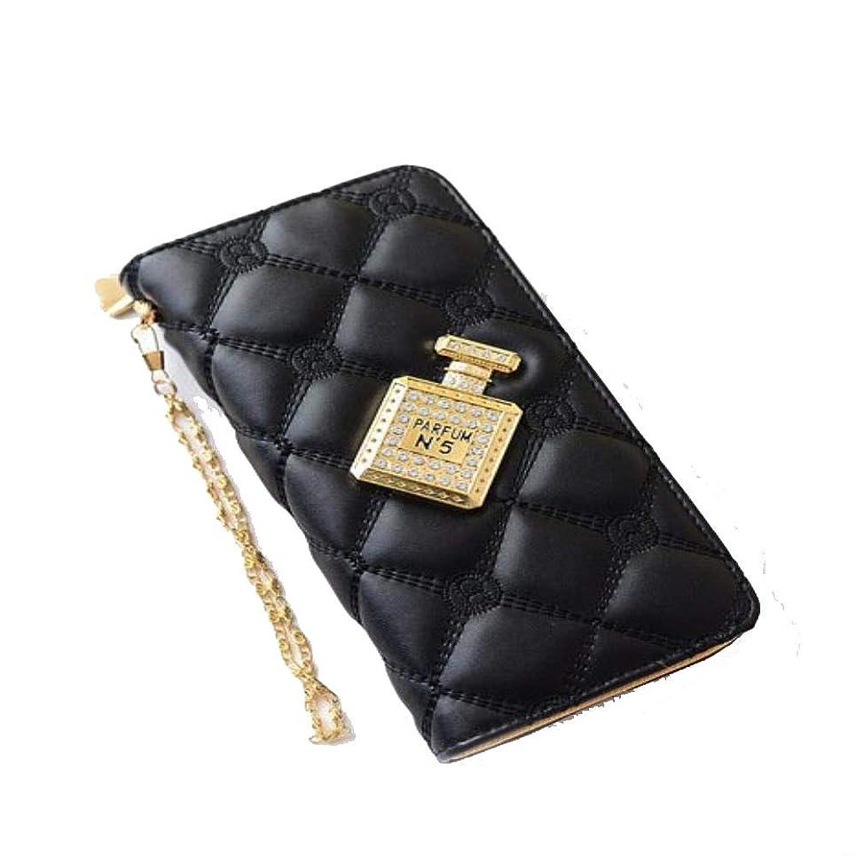箱物足りないノーブルクラッチバッグ女性バッグ韓国語バージョンの財布財布刺繍糸菱形香水瓶女性バッグ