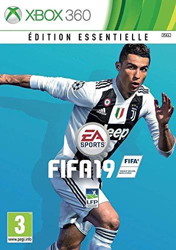 FIFA 19 Essential Edition Xbox 360-Spiel