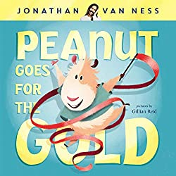 Peanut Goes from the Gold by Jonathan Van Ness book cover