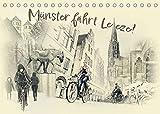 Münster fährt Leeze! (Tischkalender 2022 DIN A5 quer)