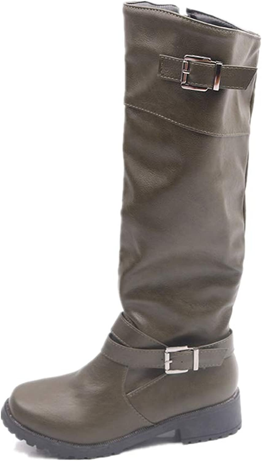 Women's Boots in The Tube with Low Boots Martin Boots