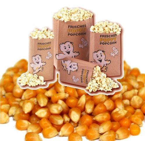 Popcorn-Mais 2,5 KG Mikrowellen-Popcorn auch für die Pfanne