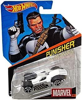Hot Wheels, Marvel Character Car, Punisher #32