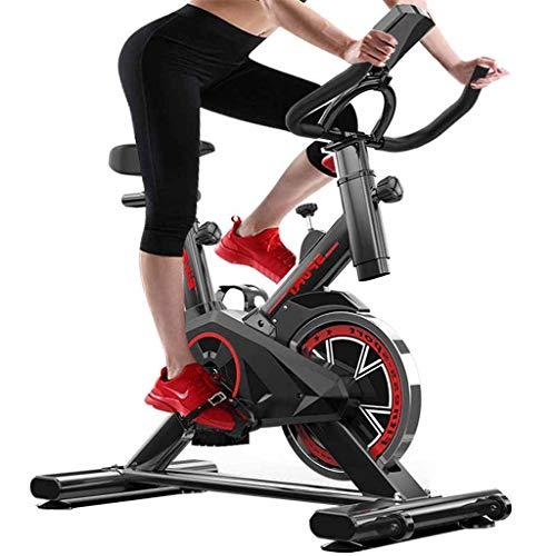 Excersize Bicicleta Estacionaria, Bicicleta De Ciclismo Para Interiores Con Soporte Para Tableta, Máquinas De Ejercicio Cardio Workout Entrenamiento Aeróbico Para Piernas Y Brazos Y Entrenador De Pe