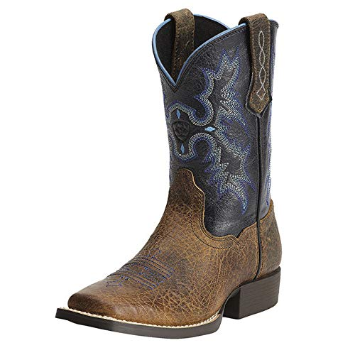 Ariat Boys' Tombstone Cowboy Boot Square Toe - 10012794Y