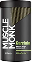 MuscleMonk Garcinia - Manage Weight Naturally with 60% HCA