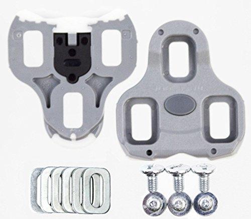 Look Keo Bi-Material Cleats Gray