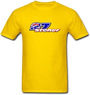 ONEPICE Men's Casey Stoner Logo Short Sleeve T Shirt