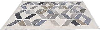 Homes r us Fly B Area Rug Carpet - 120 x 170 cms - Multicolor