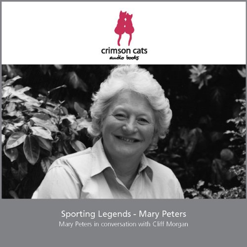 Sporting Legends - Mary Peters audiobook cover art