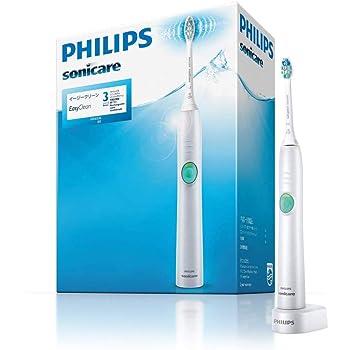 【2019年モデル】フィリップス ソニッケアー イージークリーン 電動歯ブラシ ホワイト HX6526/01