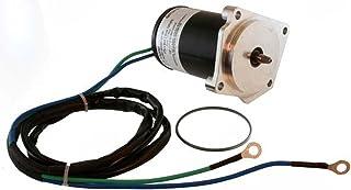 Yamaha Trim Motor Fits F75 - F90 Hp 2005 - Up 4 Bolt 2 Wire Motor Shaft Length .630 WSM PH200-T068 OEM# 6D8-43880-09-00