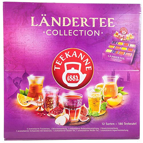 Theepot Landentee Collection Box, per stuk verpakt (1 x 383,25 g)