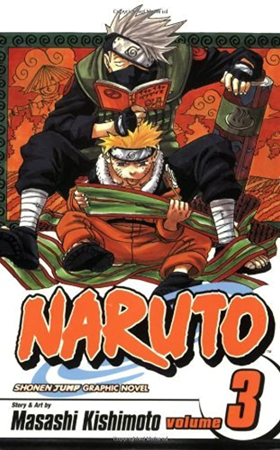 父方の漂流指Naruto, Vol. 3: Dreams (Naruto Graphic Novel) (English Edition)