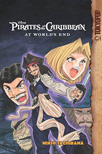 Disney Manga: Pirates of the Caribbean - At World's End (English Edition)