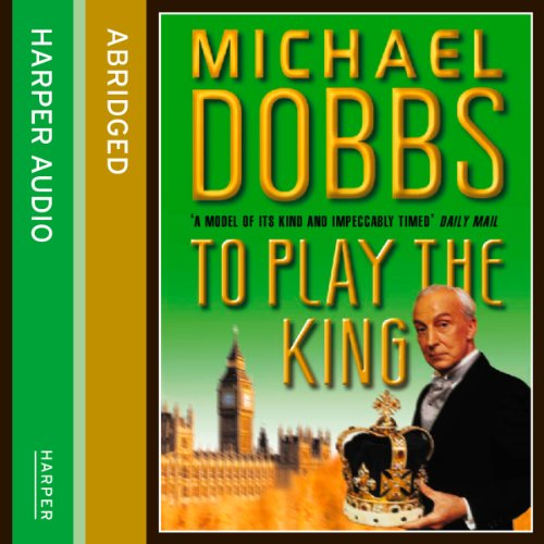To Play the King cover art