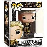 Jokoy Funko Pop Television : Game of Thrones - Ser Brienne of Tarth 3.75inch Vinyl Gift for Fantasy Fans Chibi