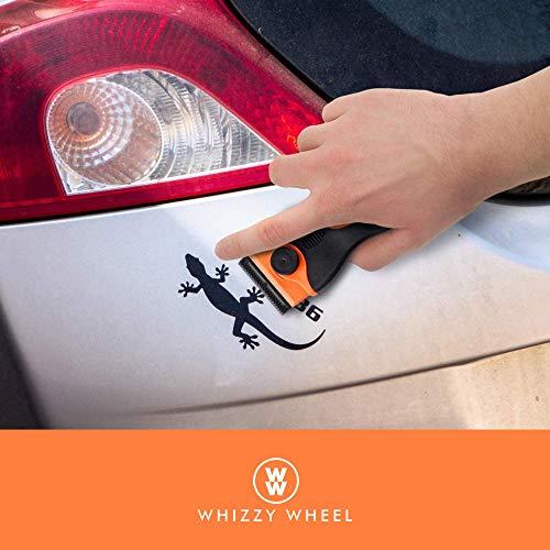 Whizzy Wheel Plastic Razor Blades Scraper