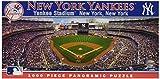 MasterPieces MLB New York Yankees Stadium Panoramic Jigsaw Puzzle, 1000 Pieces