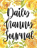 Daily Nanny Journal: Log Book For Boys And Girls, My Nanny Gift, All