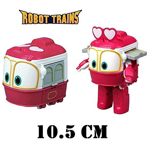 80167 - Robot Trains - Personaggio Selly Trasformabile da 10,5 cm