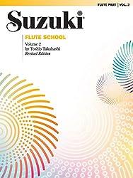 Suzuki Flute School - Volume 2 - Flute Part
