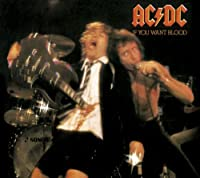IF YOU WANT BLOOD YOU'VE GOT(reissue) by AC/DC (2008-10-01)
