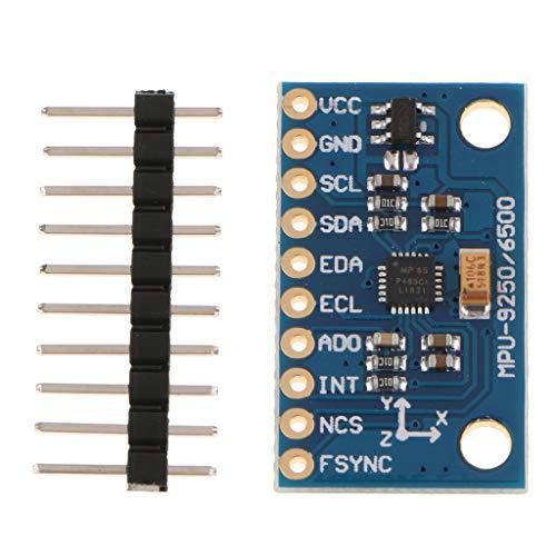 harayaa MPU6500 GY-6500 6DOF Módulo de Sensor de Aceleración de 6 Ejes de Seis Ejes