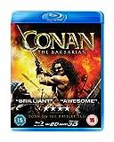 Conan The Barbarian [Edizione: Regno Unito] [Blu-Ray] [Import]