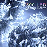 ZOIC 500 LED Christmas Wedding Party Fairy String Light Lamp 100 Meters (328...