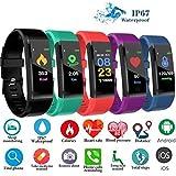 ROCONAT Moda Impermeable Monitor de frecuencia cardíaca Bluetooth Smartwatch Regalo Smartwatches