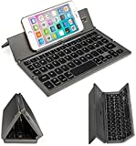 Ovegna CL8: Tragbare und Faltbare Tastatur...