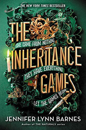 Amazon.com: The Inheritance Games eBook: Barnes, Jennifer Lynn: Kindle Store