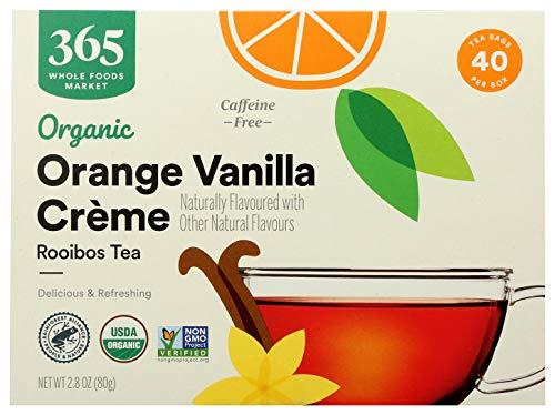365 by WFM, Tea Rooibos Orange Vanl…