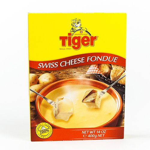 Tiger Fondue 400g
